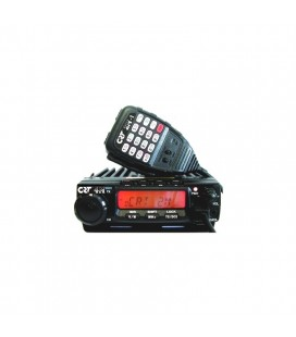 CRT 4M VHF 66-88 MHz 200 CANALES