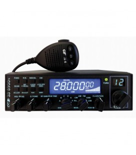 CRT SS-6900 BLUE SUPERSTAR VERSION V6 AM/FM/SSB10 MTS.