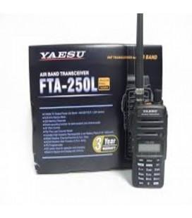 FTA250L YAESU TRANSCEPTOR BANDA AEREA 108-136 MHZ