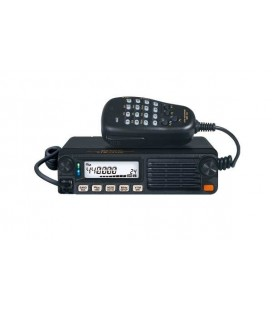 FTM-7250DE YAESU EMISORA MOVIL DOBLE BANDA ANALOGICA Y DIGITAL C4FM COMPATIBLE SYSTEM II FUSION