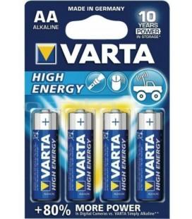 VARTA HIGH ENERGY LR06 BLISTER 4