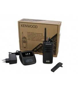 TK3401D KENWOOD ANALOGICO/DIGITAL PMR 446 USO LIBRE + REGALO PINGANILLO