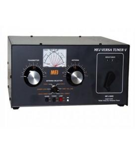 MF989D MFJ ACOPLADOR DE ANTENA MANUAL 1,8 - 30 MHZ