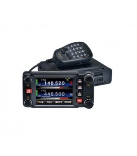 YAESU FTM-400XDE TRANSCEPTOR MOVIL DIGITAL/ANALOGICO C4FM/FM DOBLE BANDA