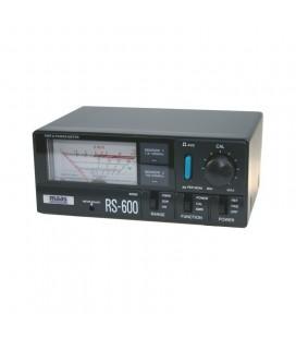 RS600 medidor R.O.E. / WATIMETRO 400 W. 1.8 - 525 MHZ