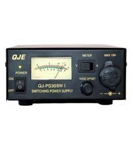 QJ-PS30SWI FUENTE DE ALIMENTACION CONMUTADA CON 13,8 V Y 30 AMP. MAX.