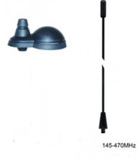 ANTENA MOVIL GPS/VHF/UHF/TETRA