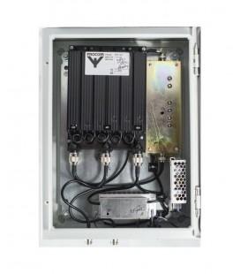 Amplificador de cobertura profesional VHF/UHF
